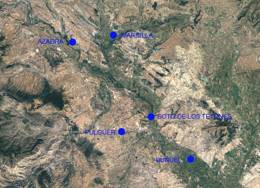 URBANISME_Los Pajaros_00_MAPS UBICACIO